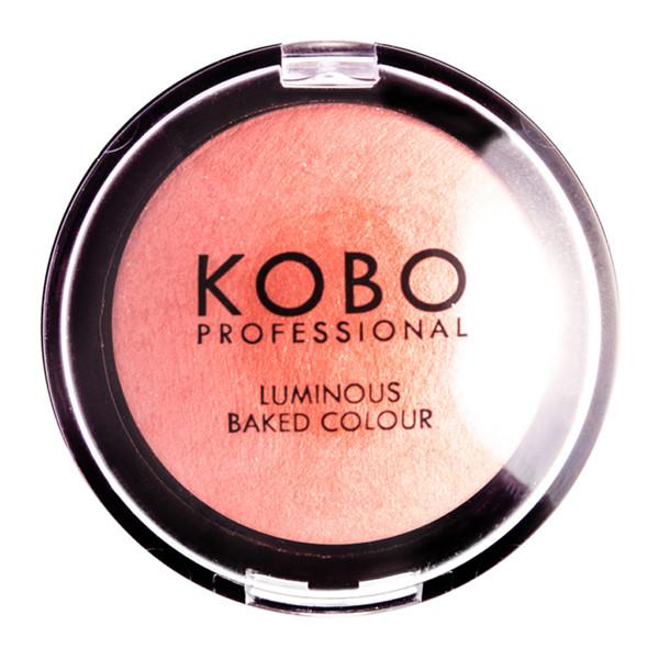 KOBO PROFESSIONAL LUMINOUS BACKED COLOUR, skaistalai, 101 Coral Blush paveikslėlis