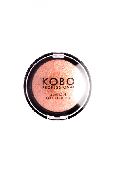KOBO PROFESSIONAL LUMINOUS BACKED COLOUR, skaistalai, 102 Peach Blush paveikslėlis