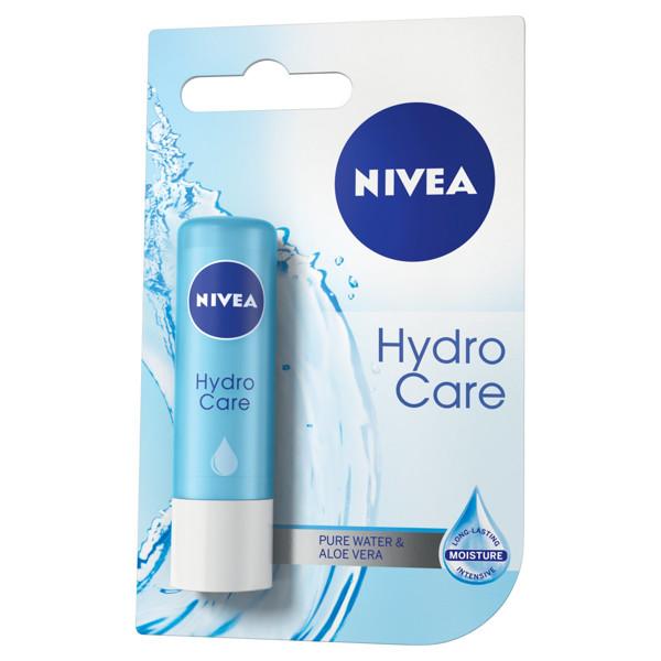NIVEA LIP CARE HYDRO CARE, apsauginis lūpų balzamas, 4,8 g paveikslėlis