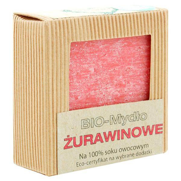 SECRET SOAP STORE, ekologiškas muilas su spanguolėmis, 110 g paveikslėlis