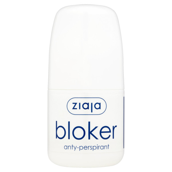 ZIAJA BLOKER, antiperspirantas, 60 ml paveikslėlis