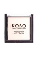 KOBO PROFESSIONAL TRANSPARENT MATT POWDER, kompaktinė pudra, 312 Neutral paveikslėlis