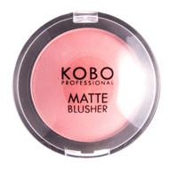 KOBO PROFESSIONAL MATTE BLUSHER, skaistalai, 203 Marsala paveikslėlis