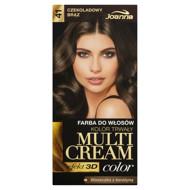 JOANNA MULTI CREAM COLOR, plaukų dažai, 41 šokolado ruda paveikslėlis