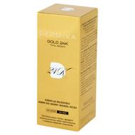 DERMIKA GOLD 24K TOTAL BENEFIT, jaunystės esencija, prabangus paakių kremas, 15 ml paveikslėlis