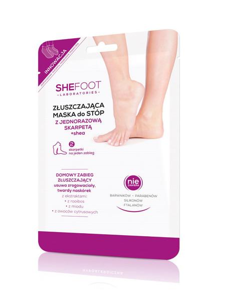 SHEFOOT, šveičiamoji pėdų kaukė paveikslėlis