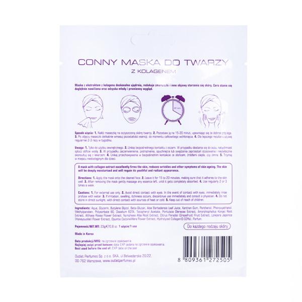 CONNY, veido kaukė su kolagenu paveikslėlis