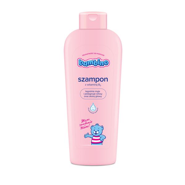 BAMBINO, šampūnas, 400 ml paveikslėlis