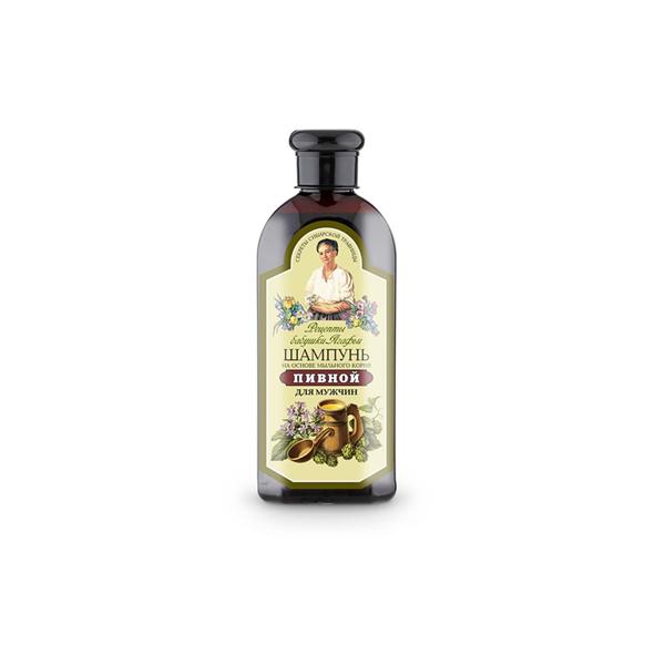 AGAFIA, vyriškas šampūnas su alumi, 350 ml paveikslėlis