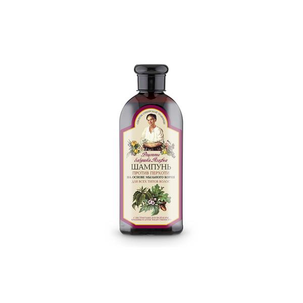AGAFIA, šampūnas nuo pleiskanų visų tipų plaukams, 350 ml paveikslėlis