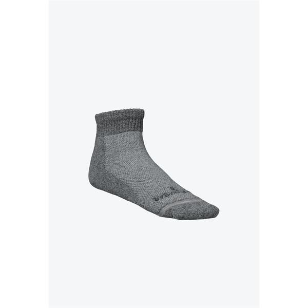 INCREDIWEAR kraujotaką gerinančios kojinės, trumpos, pilka, M (39-42 cm), pora paveikslėlis