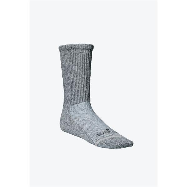 INCREDIWEAR kraujotaką gerinančios kojinės, vidutinio ilgio, pilka, M (39-42 cm), pora paveikslėlis