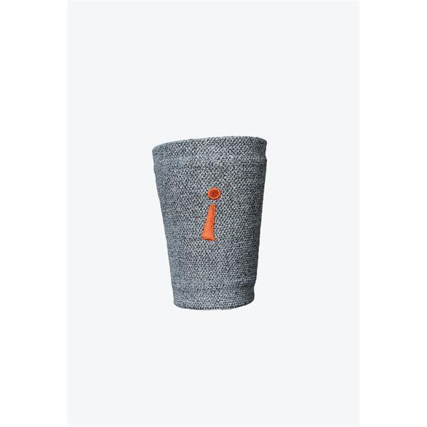 INCREDIWEAR riešo mova, pilka, S/M (15-20 cm), 1 vnt. paveikslėlis