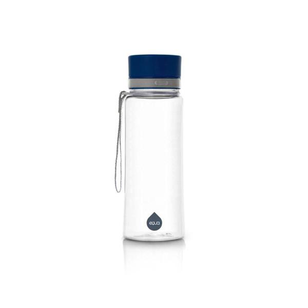 EQUA gertuvė PLAIN BLUE 600 ml, plastikinė, 1 vnt. paveikslėlis