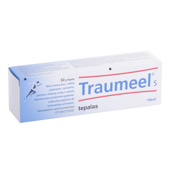 TRAUMEEL S, tepalas, 50 g  paveikslėlis