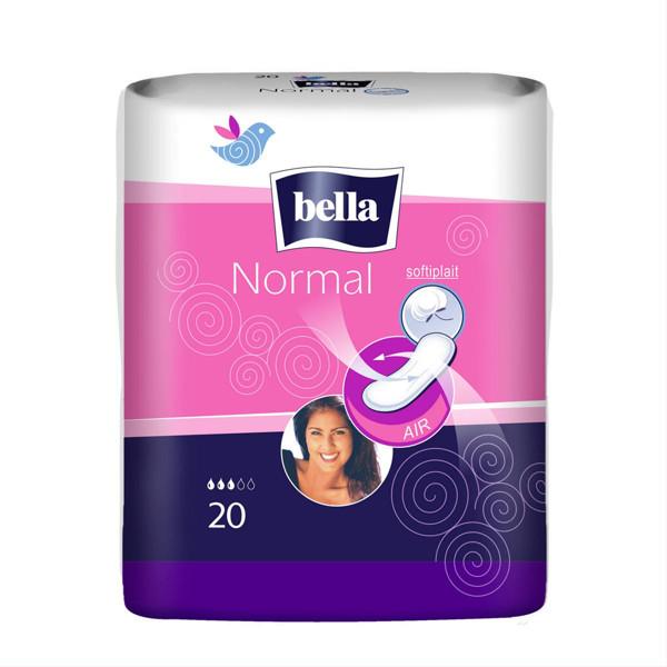 BELLA NORMAL, higieniniai paketai, 20 vnt. paveikslėlis