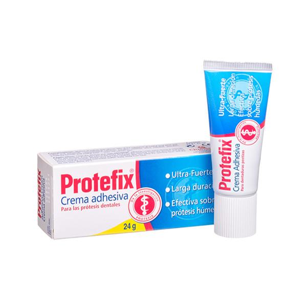 PROTEFIX HAFT-CREME, fiksuojamasis kremas dantų protezams, 20 ml paveikslėlis