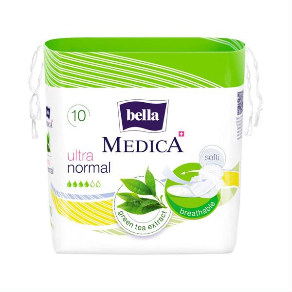 BELLA MEDICA ULTRA NORMAL higieniniai paketai, 10 vnt. paveikslėlis
