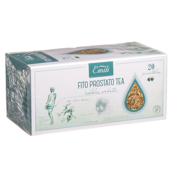 EMILI FITO PROSTATO, žolelių arbata, 1,5 g, 20 vnt. paveikslėlis