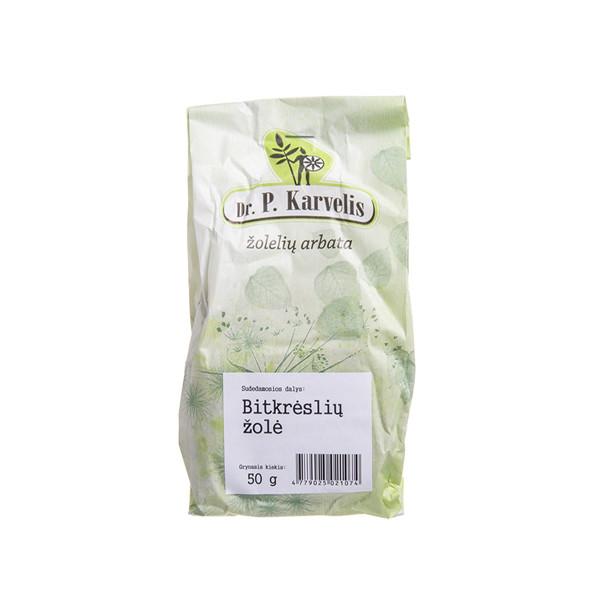 DR. P. KARVELIS BITKRĖSLIŲ ŽOLĖ, žolelių arbata, 50 g paveikslėlis