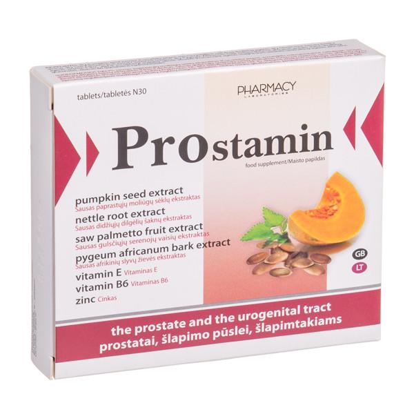 PROSTAMIN, 30 tablečių paveikslėlis