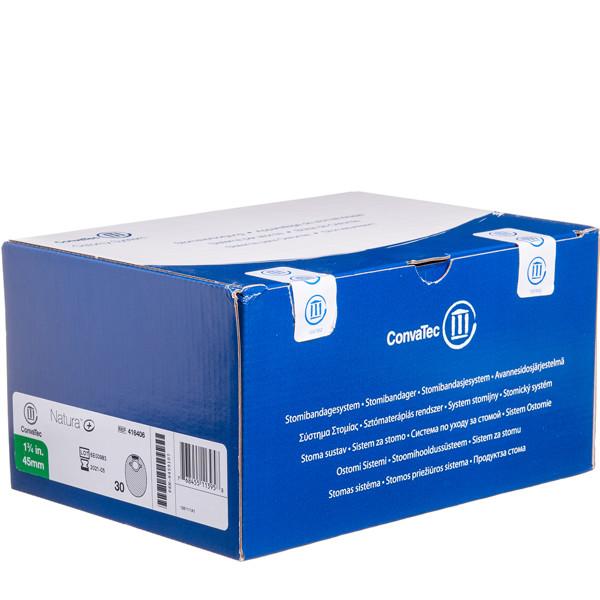 CONVATEC NATURA+, išmatų rinktuvų uždari maišeliai su filtru, 45 mm, 30 vnt. paveikslėlis