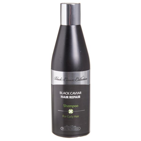 DSM, atstatomasis šampūnas garbanotiems plaukams su juodaisiais ikrais, 400 ml, BC309 paveikslėlis