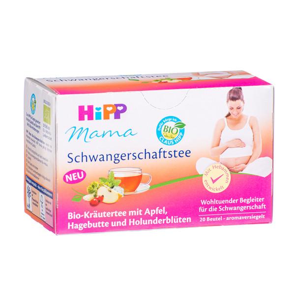HIPP BIO MAMA, arbata nėščiosioms, 1,5 g, 20 vnt. paveikslėlis