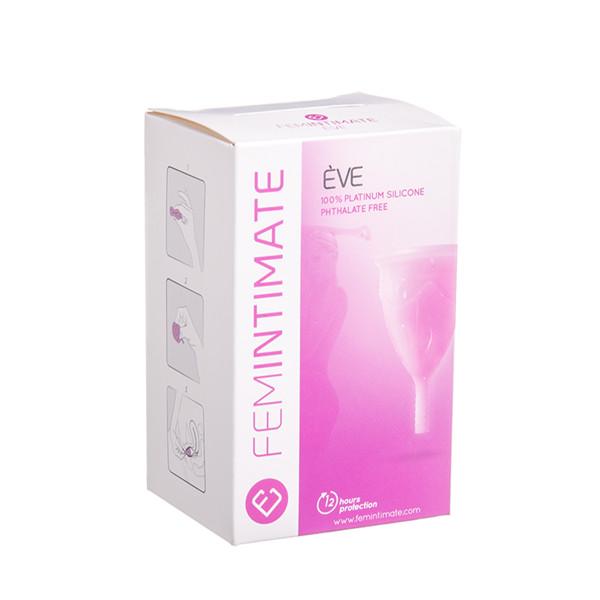 FEMINTIMATE EVE, menstruacinė taurelė S dydis paveikslėlis