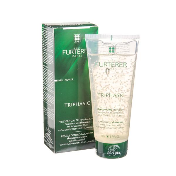 RENE FURTERER TRIPHASIC, stimuliuojamasis šampūnas, 200 ml paveikslėlis