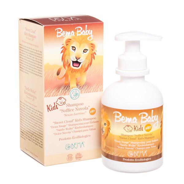 BEMA BABY, purinantis šampūnas vaikams, 250 ml paveikslėlis