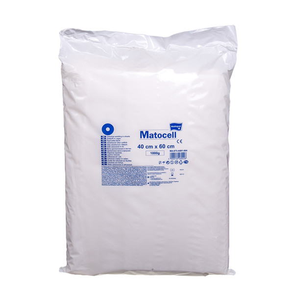 MATOPAT MATOCELL, medicininis aligninas, 40 cm x 60 cm, 1 kg paveikslėlis