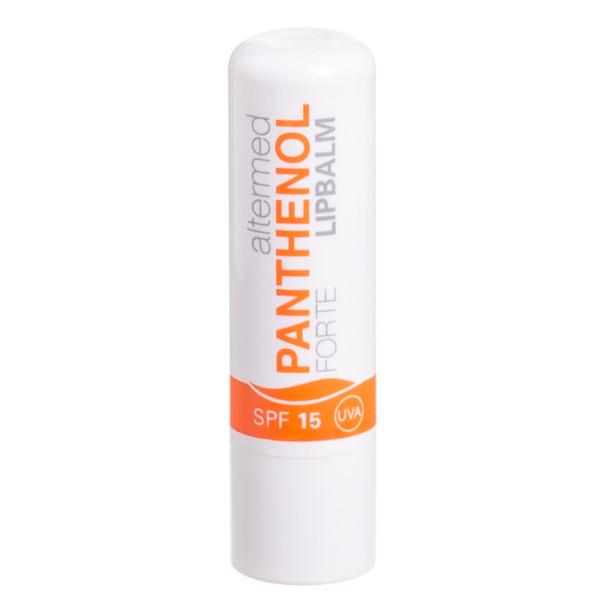ALTERMED PANTHENOL FORTE, SPF15, lūpų balzamas, 5 g paveikslėlis