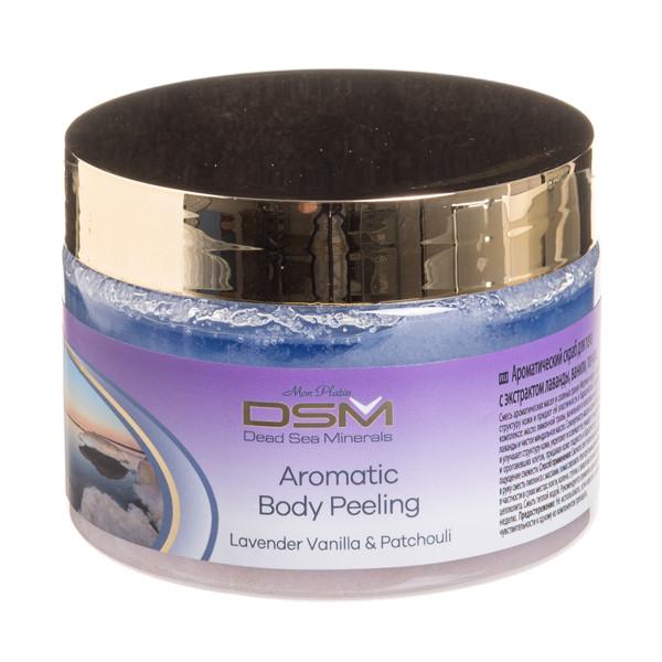 DSM, pilingas kūnui su levandomis, vanile ir pačiuliais, 330 ml, DSM99 paveikslėlis