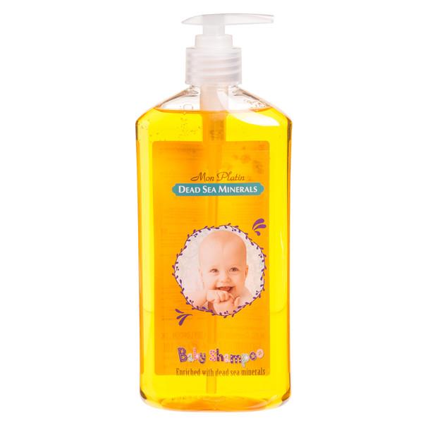 DSM, kūdikių šampūnas be ašarų, 500 ml, DSM173 paveikslėlis
