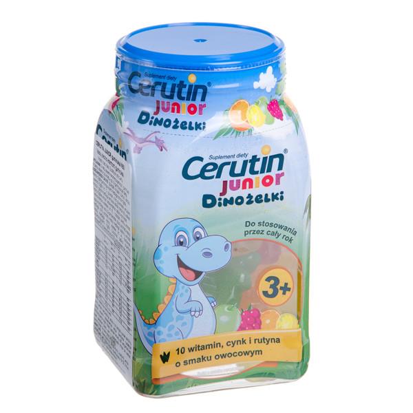 CERUTIN JUNIOR DINO, 50 guminukų paveikslėlis