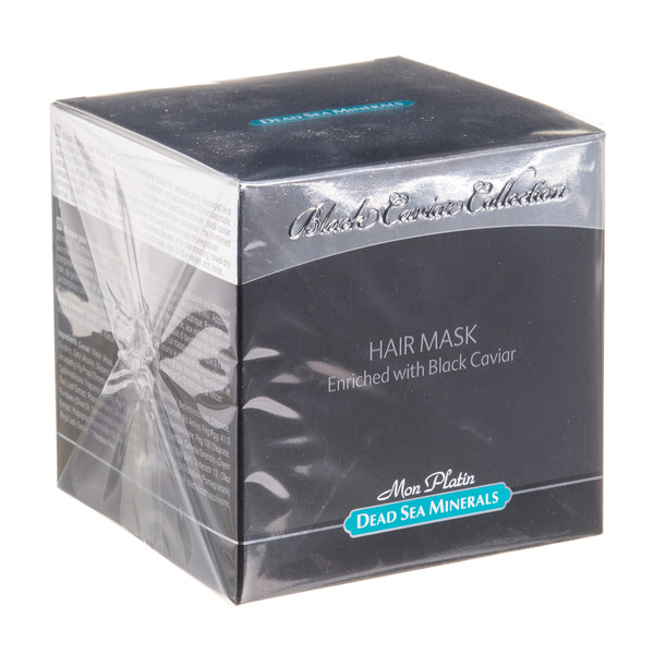 DSM, drėkinamoji plaukų kaukė su juodaisiais ikrais, 250 ml, BC363 paveikslėlis