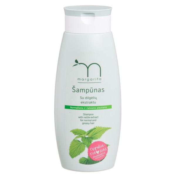 MARGARITA, šampūnas su dilgėlių ekstraktu, 250 ml paveikslėlis