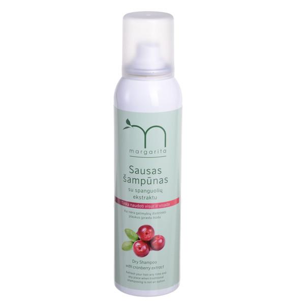 MARGARITA, sausas šampūnas, 150 ml paveikslėlis