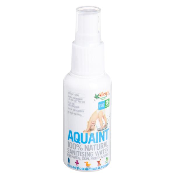 AQUAINT BABY, natūralus dezinfekcinis vanduo kūdikiams, vaikams, 50 ml paveikslėlis