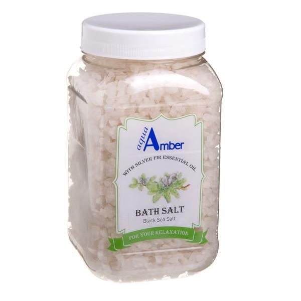 AQUA AMBER, druska voniai su kėnių eteriniu aliejumi, 630 g paveikslėlis