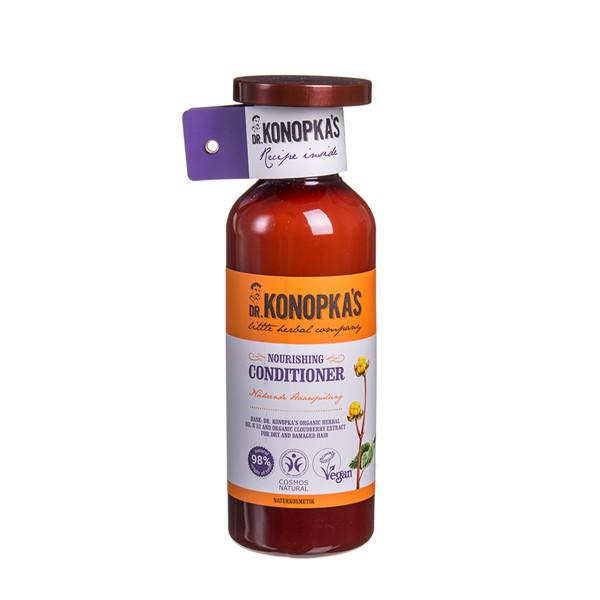 DR. KONOPKA'S, balzamas plaukams, maitinantis, 500 ml paveikslėlis
