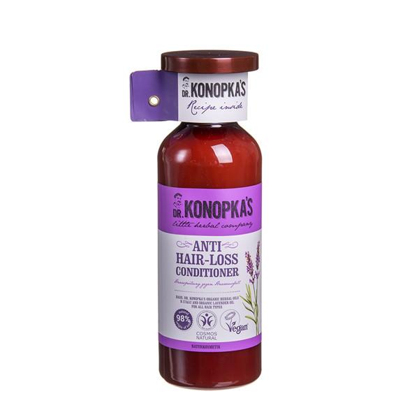 DR. KONOPKA'S, balzamas plaukams nuo slinkimo, 500 ml paveikslėlis