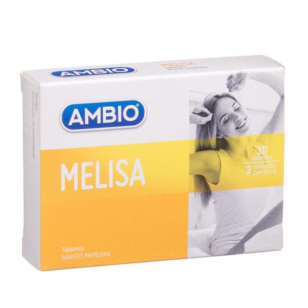 AMBIO MELISA, 30 tablečių paveikslėlis