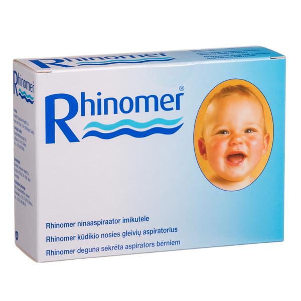 RHINOMER, kūdikio nosies gleivių aspiratorius paveikslėlis
