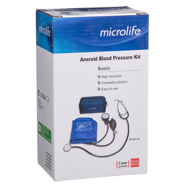 MICROLIFE BP AG1-20, kraujospūdžio matuoklis, aneroidinis  paveikslėlis
