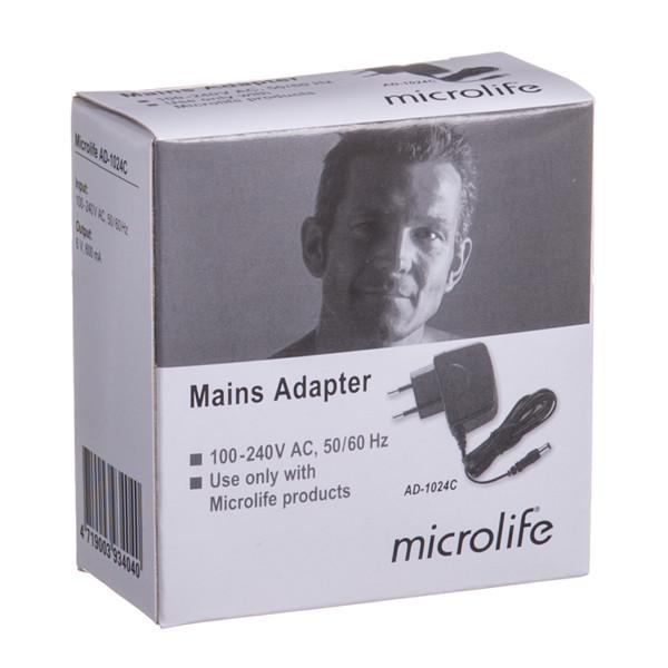 MICROLIFE AD-1024C, kraujospūdžio aparato adapteris paveikslėlis