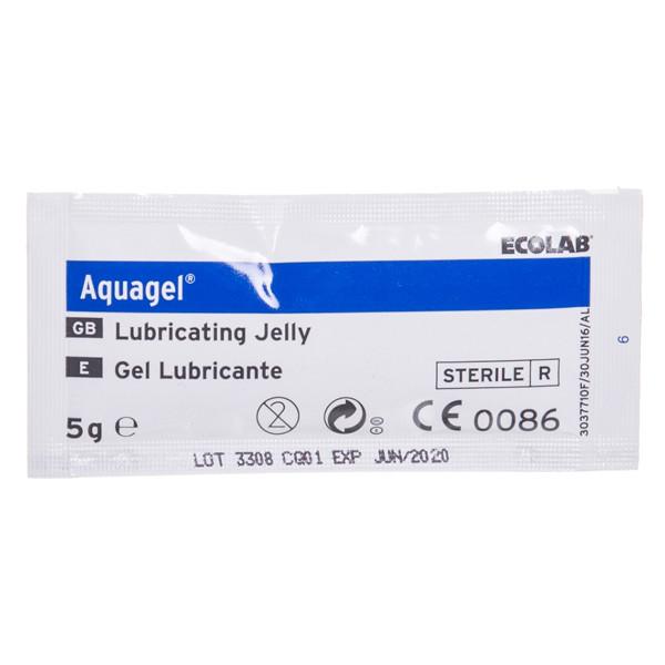 AQUAGEL, lubrikantas, sterilus, 5 g  paveikslėlis