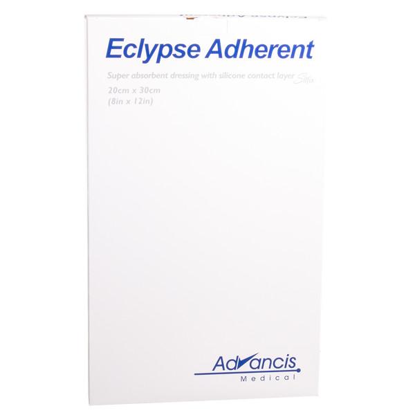 ECLYPSE EDHERENT, absorbuojantis tvarstis, 20 cm x 30 cm, 10 vnt. paveikslėlis