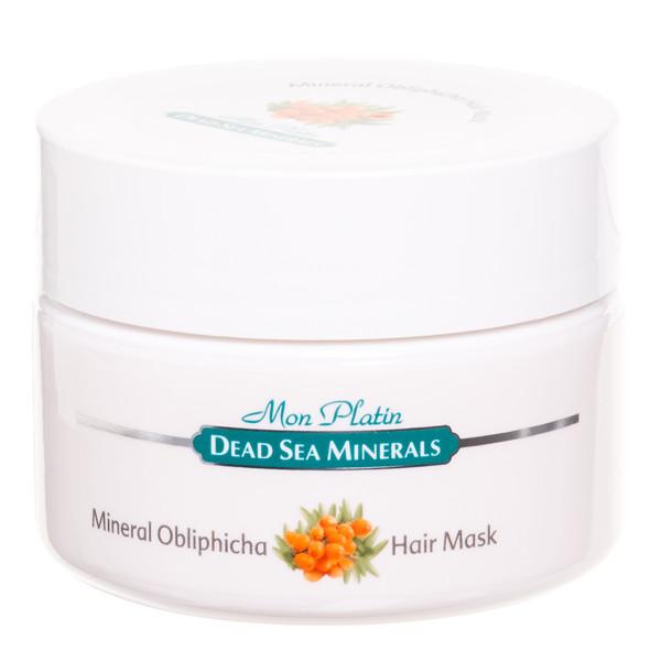 DSM, kaukė plaukams su mineralais ir šaltalankiu, 250 ml, DSM175  paveikslėlis